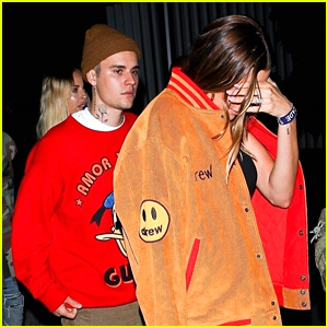 Justin & Hailey Bieber Step Out For Drake's BBMAs After Party!