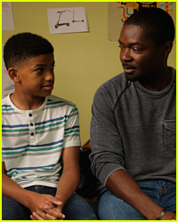 Lonnie Chavis Dishes On Working With David Oyelowo In Their New Movie 'The Water Man'