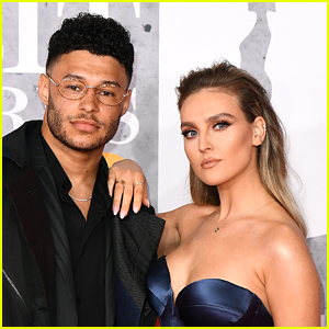 Perrie Edwards & Alex Oxlade-Chamberlain Announce They're Expecting a Baby!