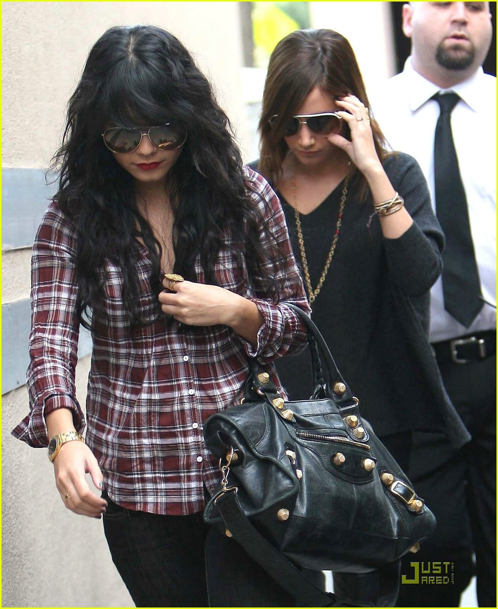 vanessa hudgens plaid 11