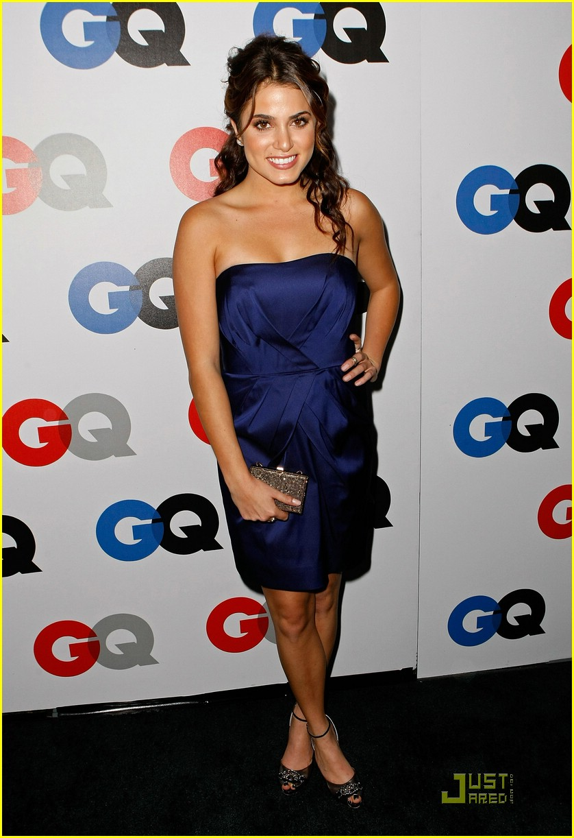 nikki reed gq party 02