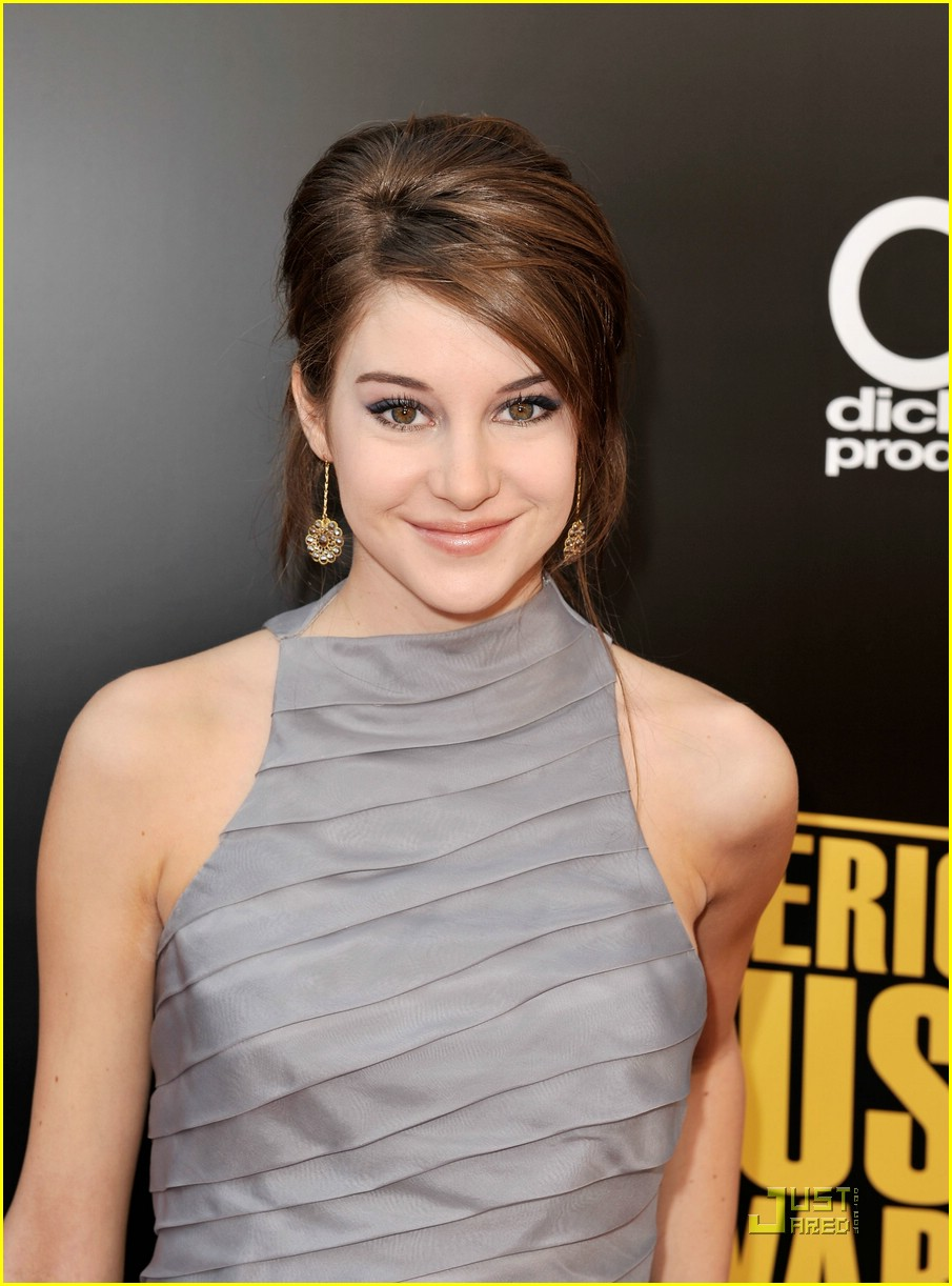 shailene woodley ama awards 05
