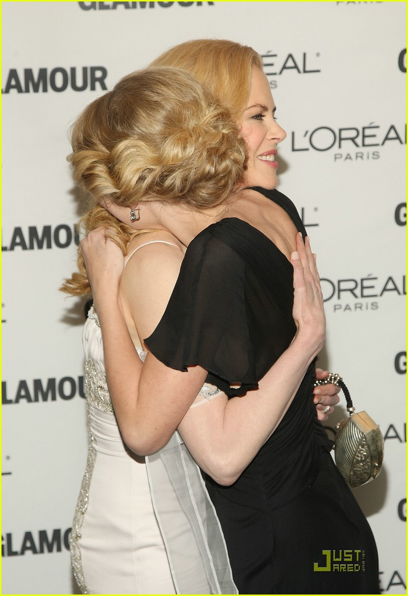 taylor swift glamour awards 2008 02