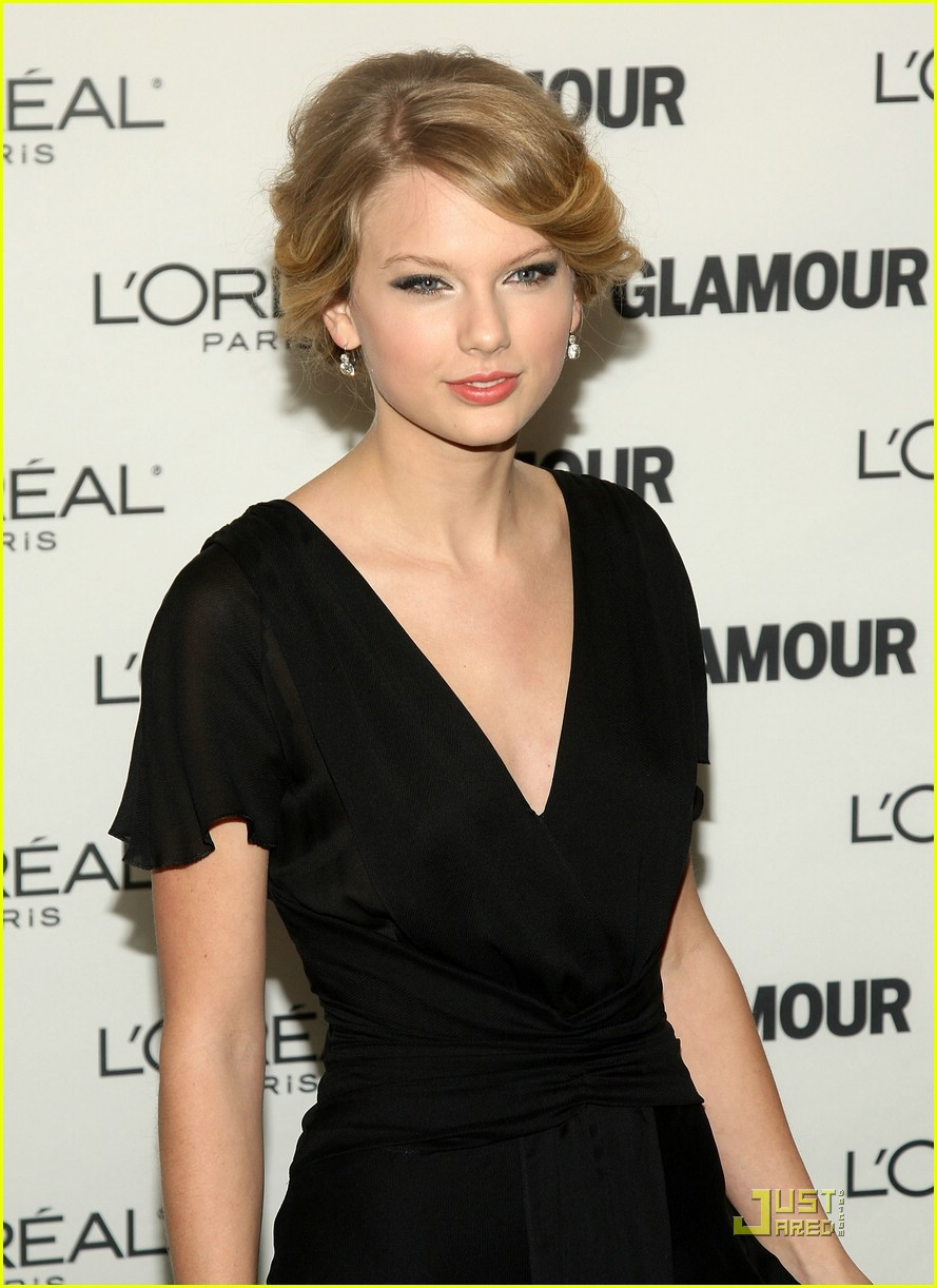 taylor swift glamour awards 2008 04