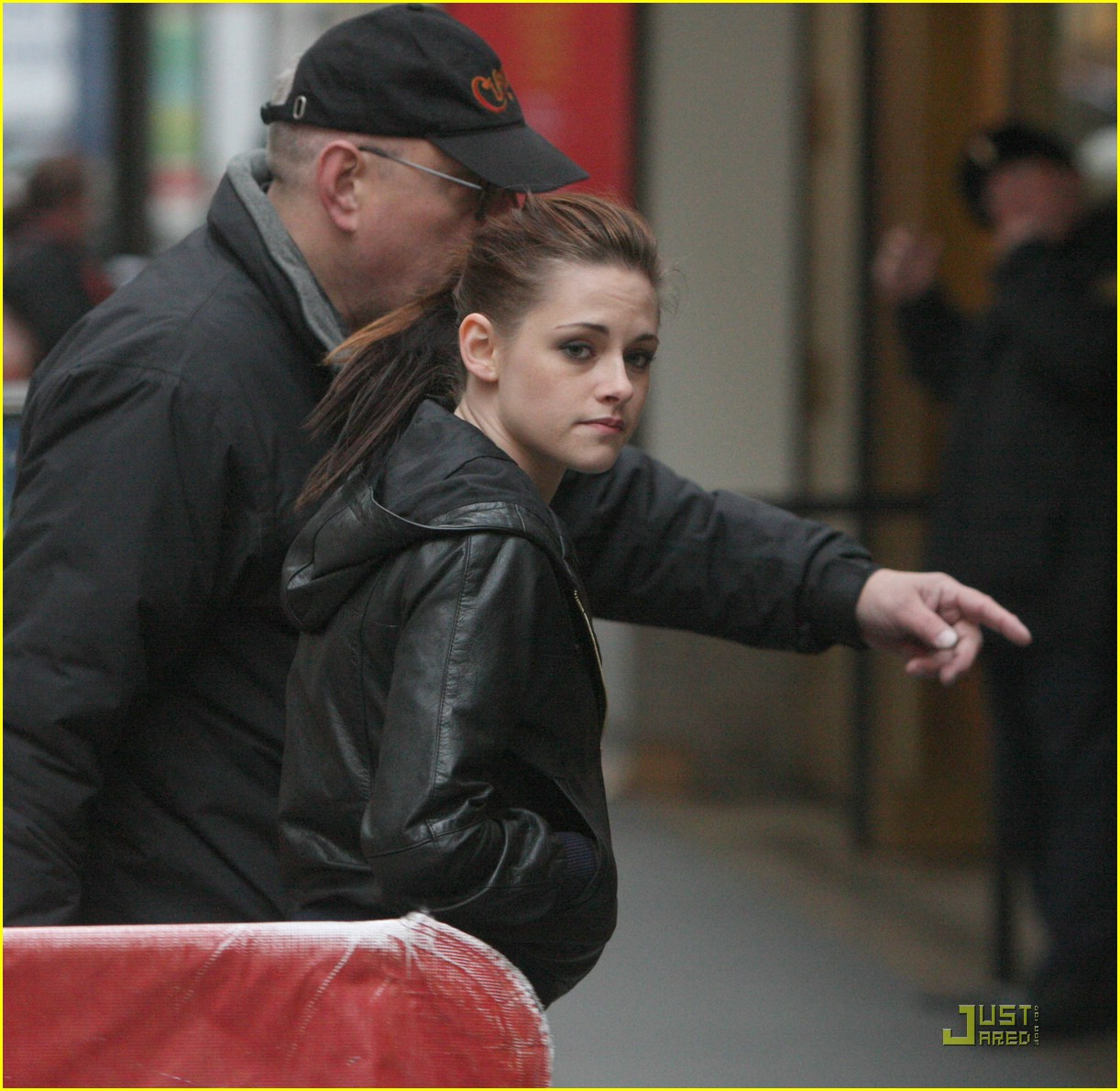 robert pattinson kristen today show 08
