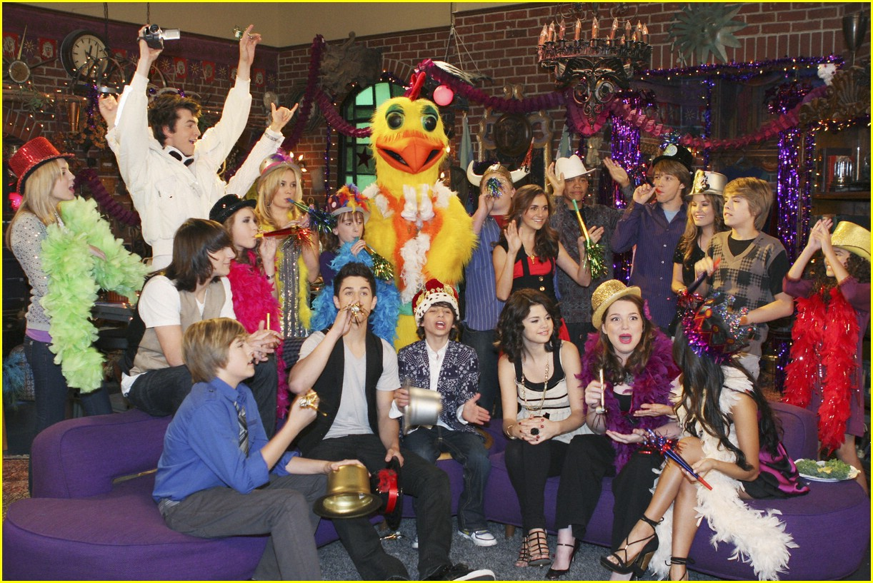 camp rock new year celebrate 08