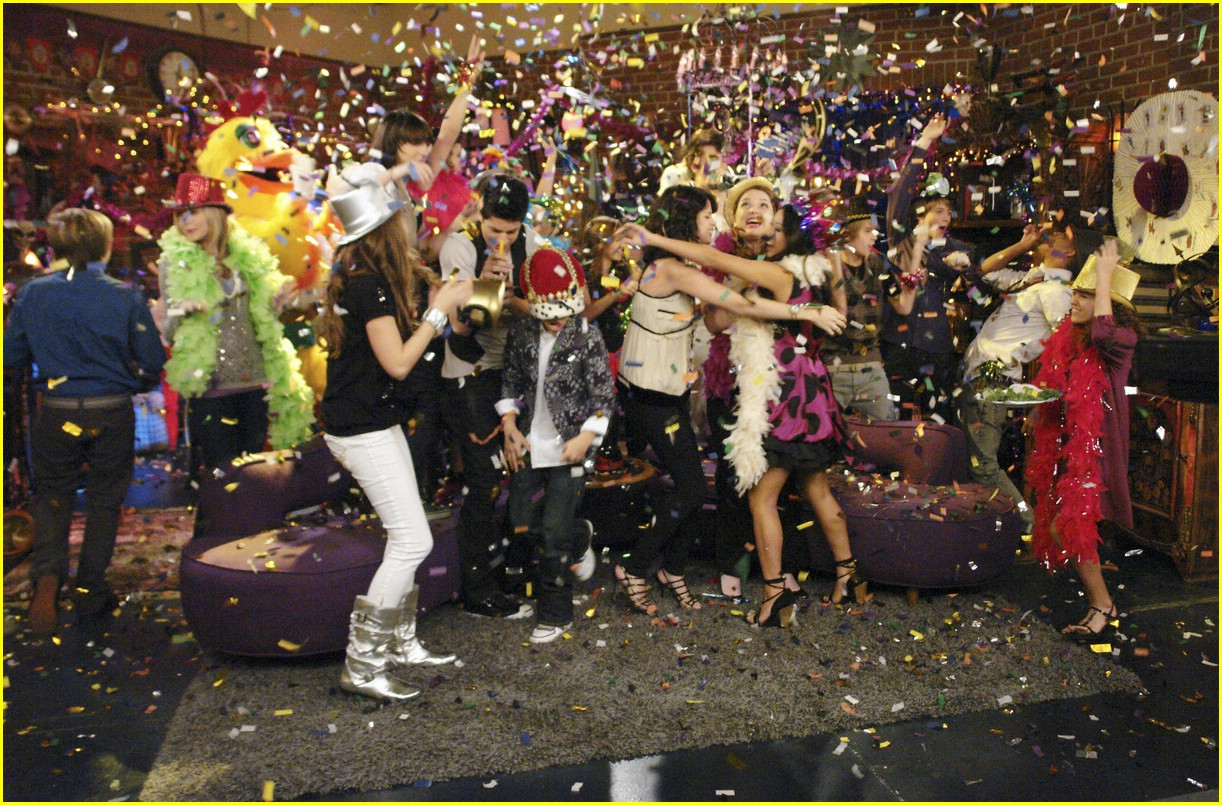 camp rock new year celebrate 12