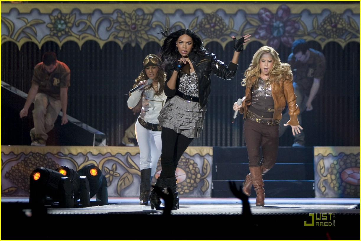 cheetah girls chicago concert 07