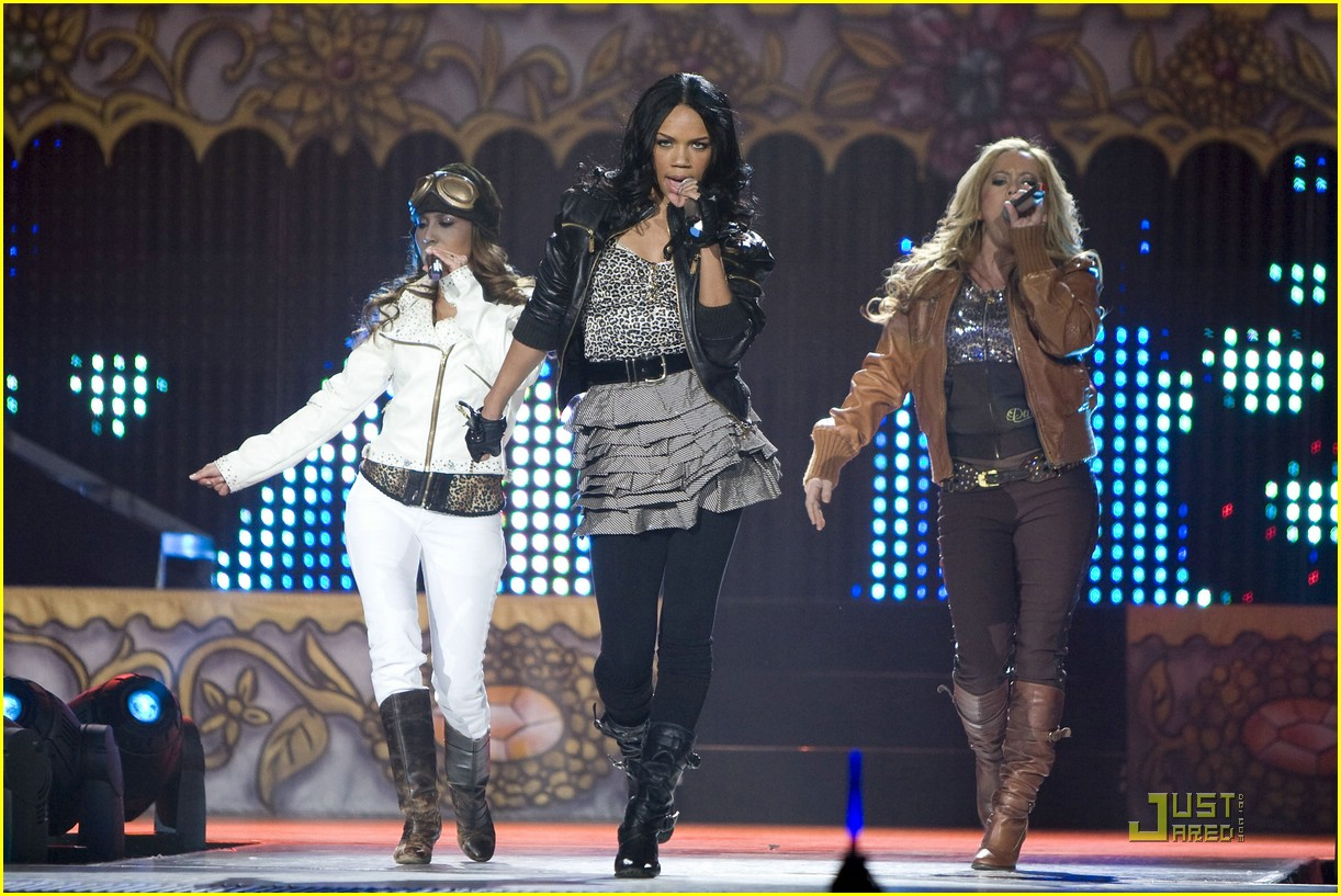 cheetah girls chicago concert 09