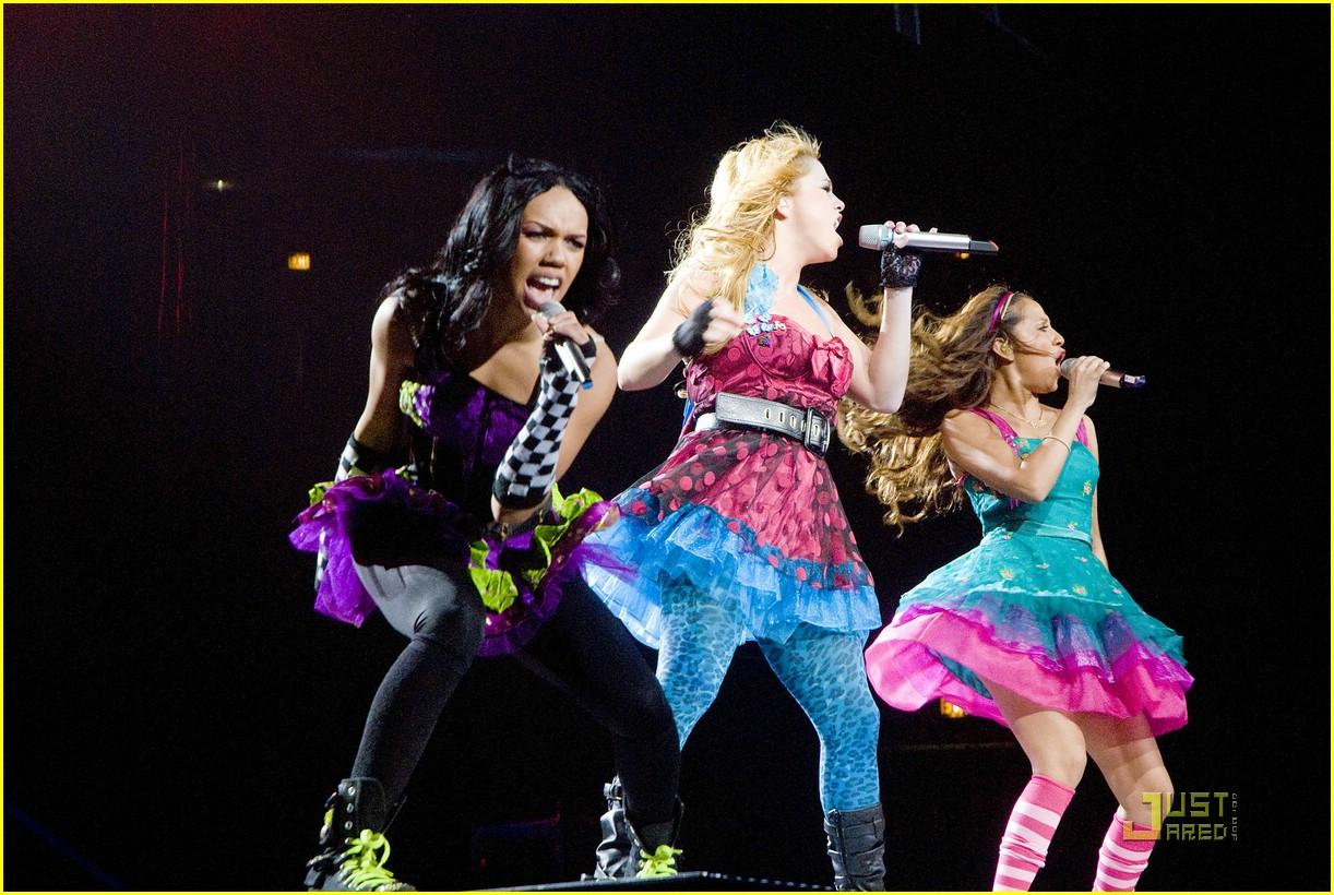 cheetah girls chicago concert 20
