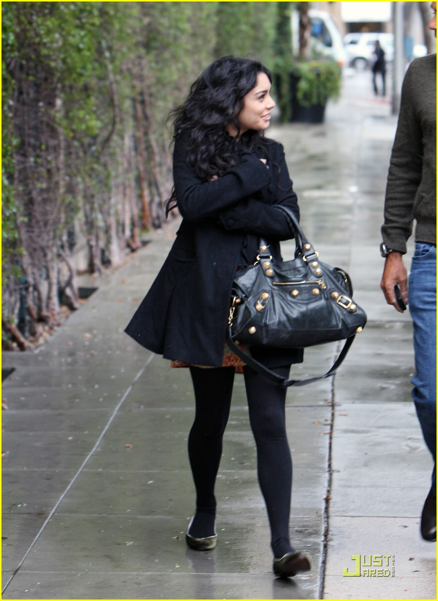vanessa hudgens business meeting 01