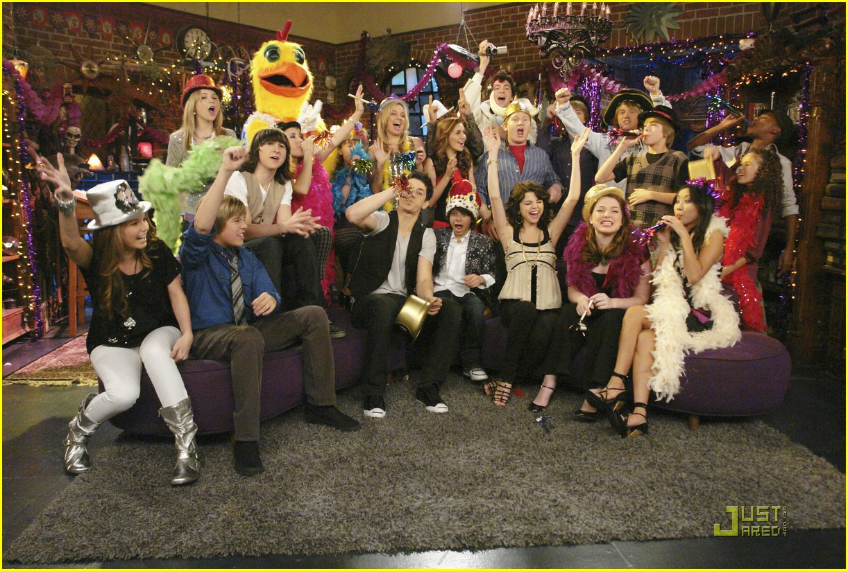 wizards waverly place totally new year 12