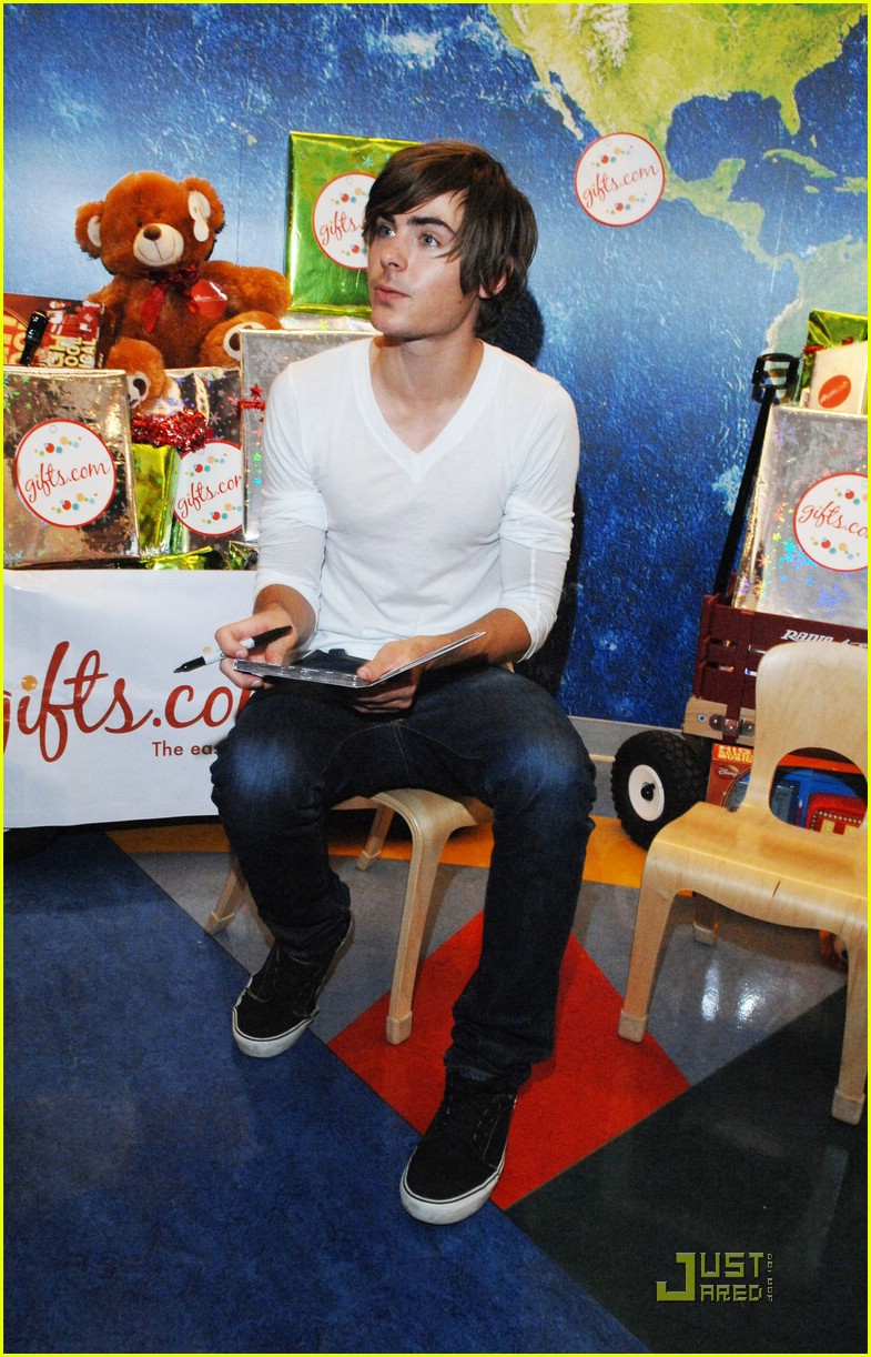 zac efron mattel childrens hospital 10