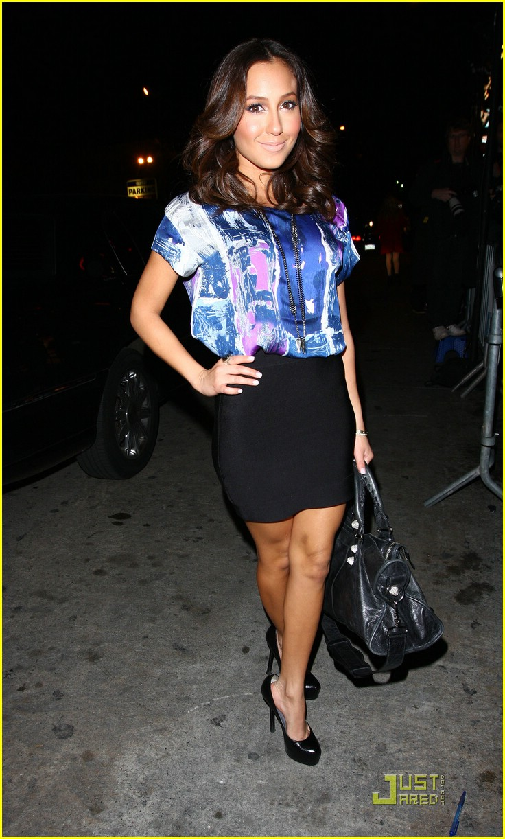 adrienne bailon xbox party 03