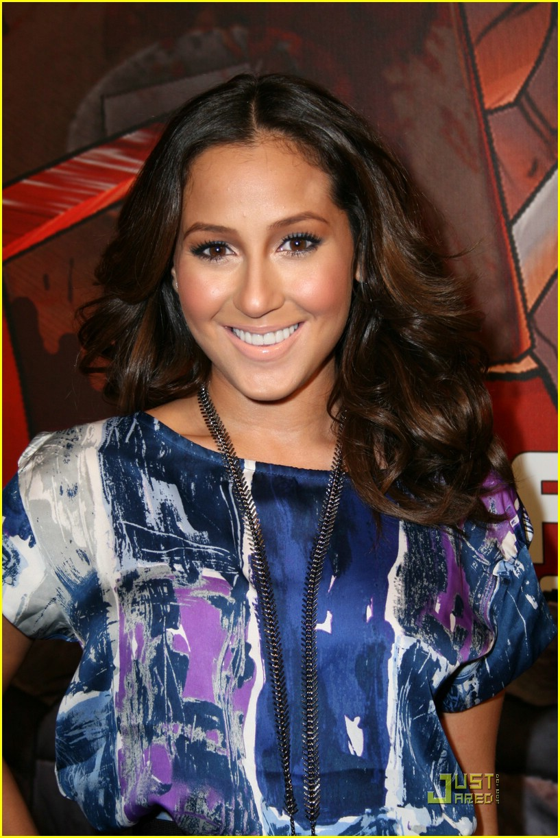 adrienne bailon xbox party 07