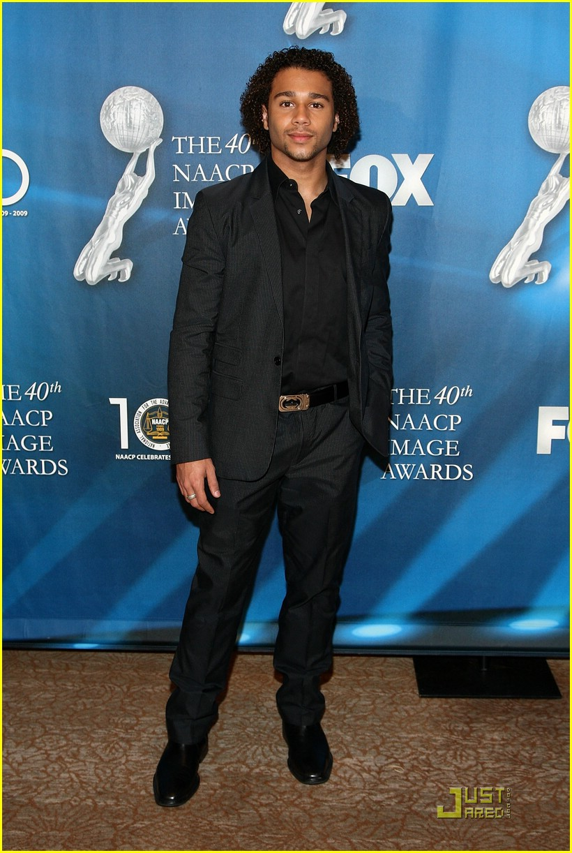 corbin bleu keke palmer image awards 10