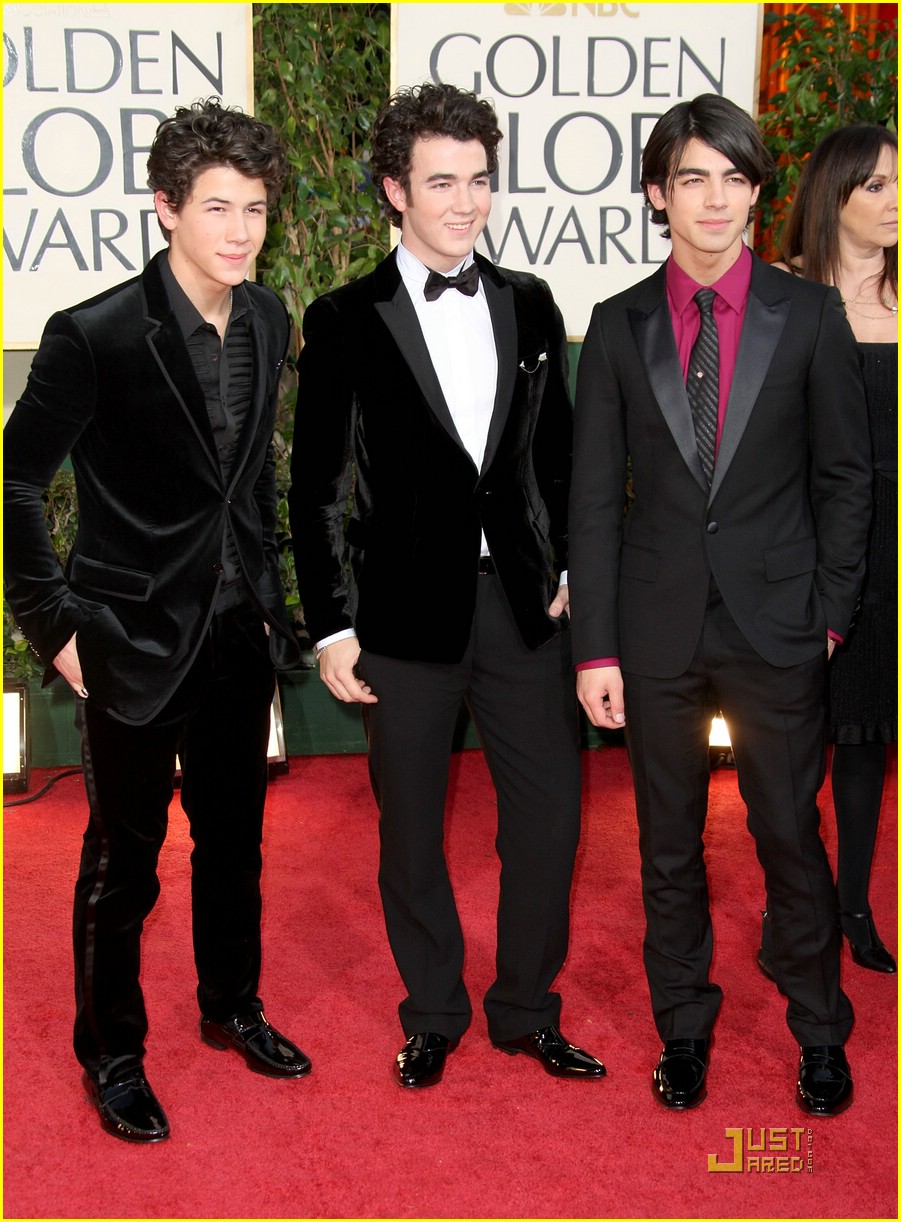 jonas brothers golden globe 01