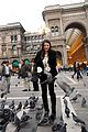 Miranda-milan miranda cosgrove milan trip 03