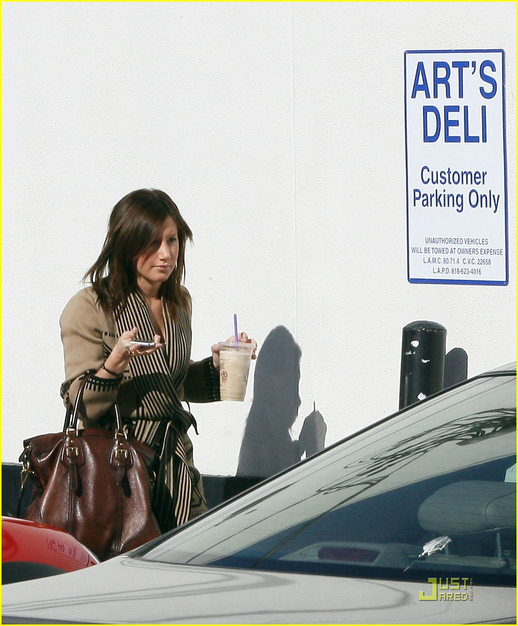 ashley tisdale arts deli 01