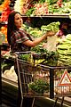 Adrienne-grocery adrienne bailon grocery shopping 12