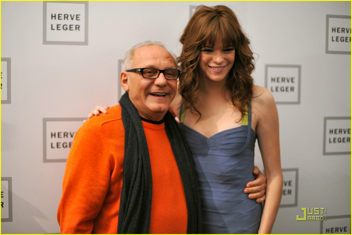 danielle panabaker herve ledger fashion week 01