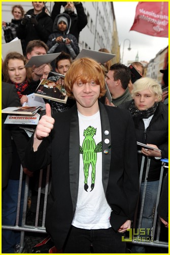 rupert grint cherrybomb premiere 19