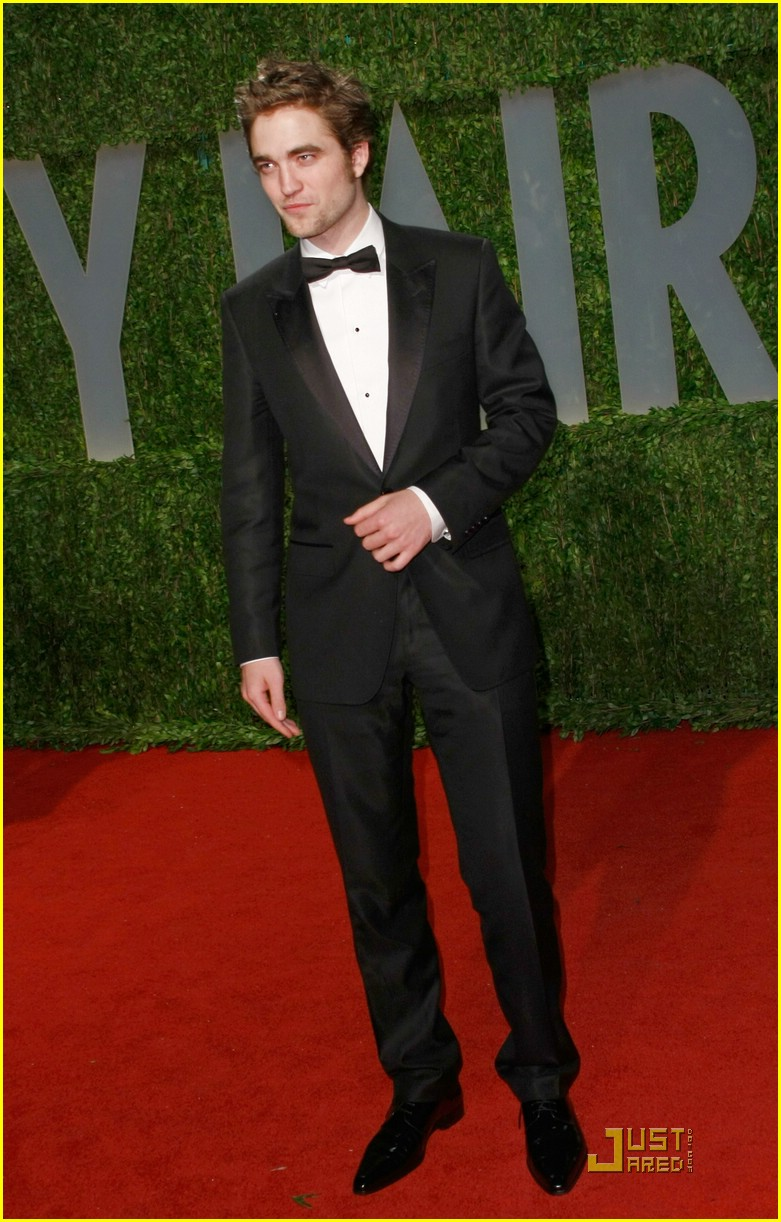 robert pattinson oscar party 10