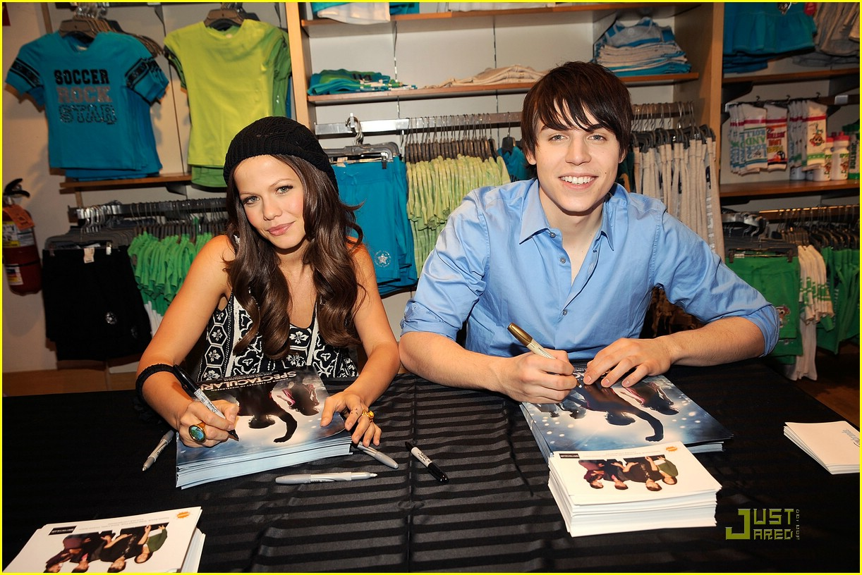 tammin sursok nolan funk signing 18