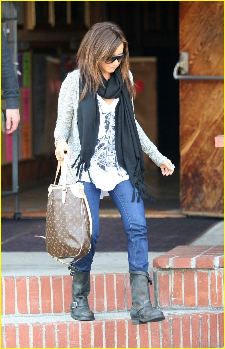 ashley tisdale dance studio 11