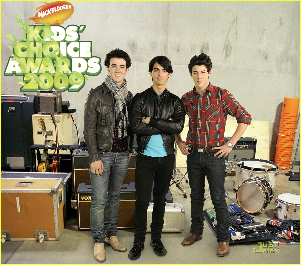 jonas brothers kca awards 01