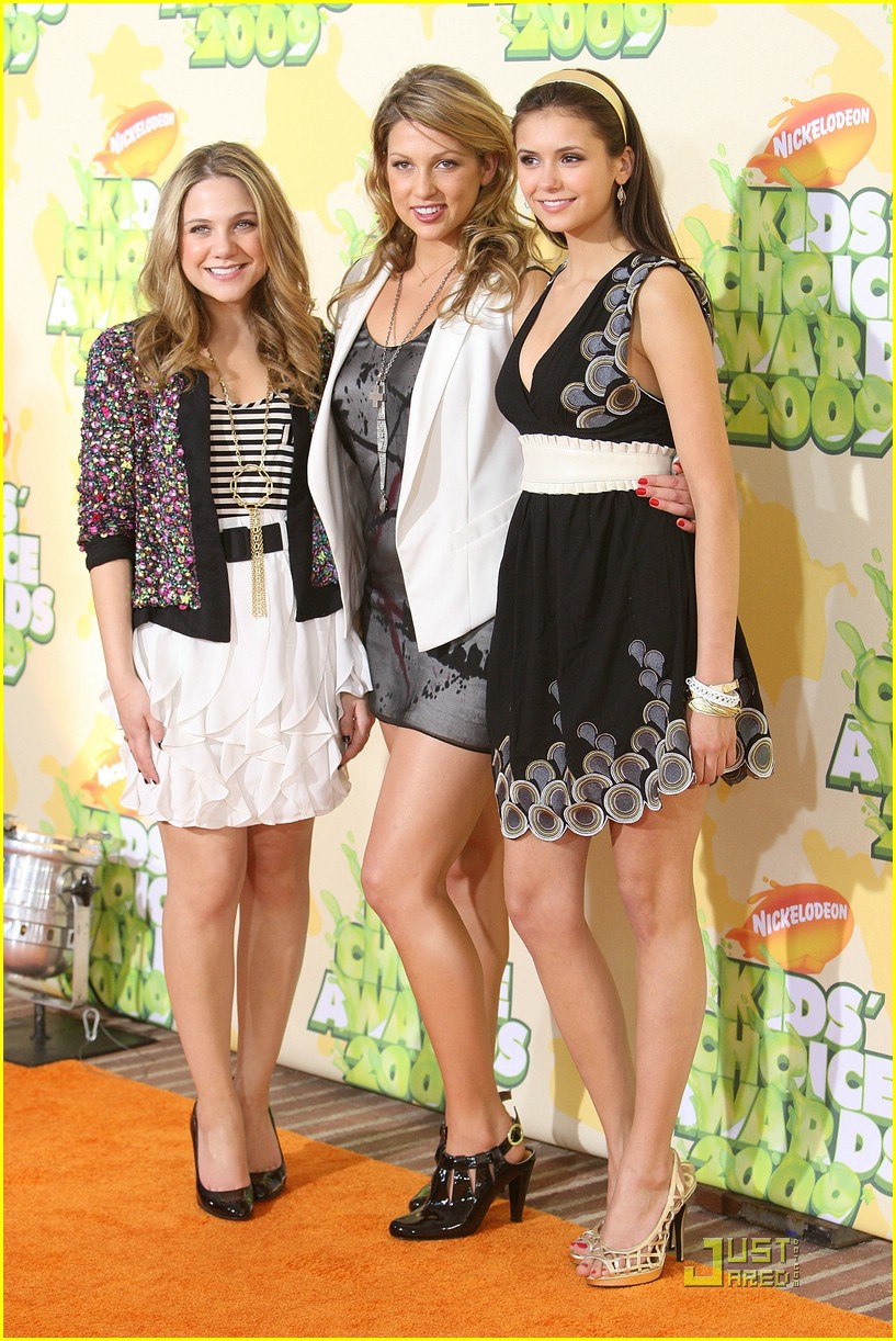 lauren collins kids choice awards 02
