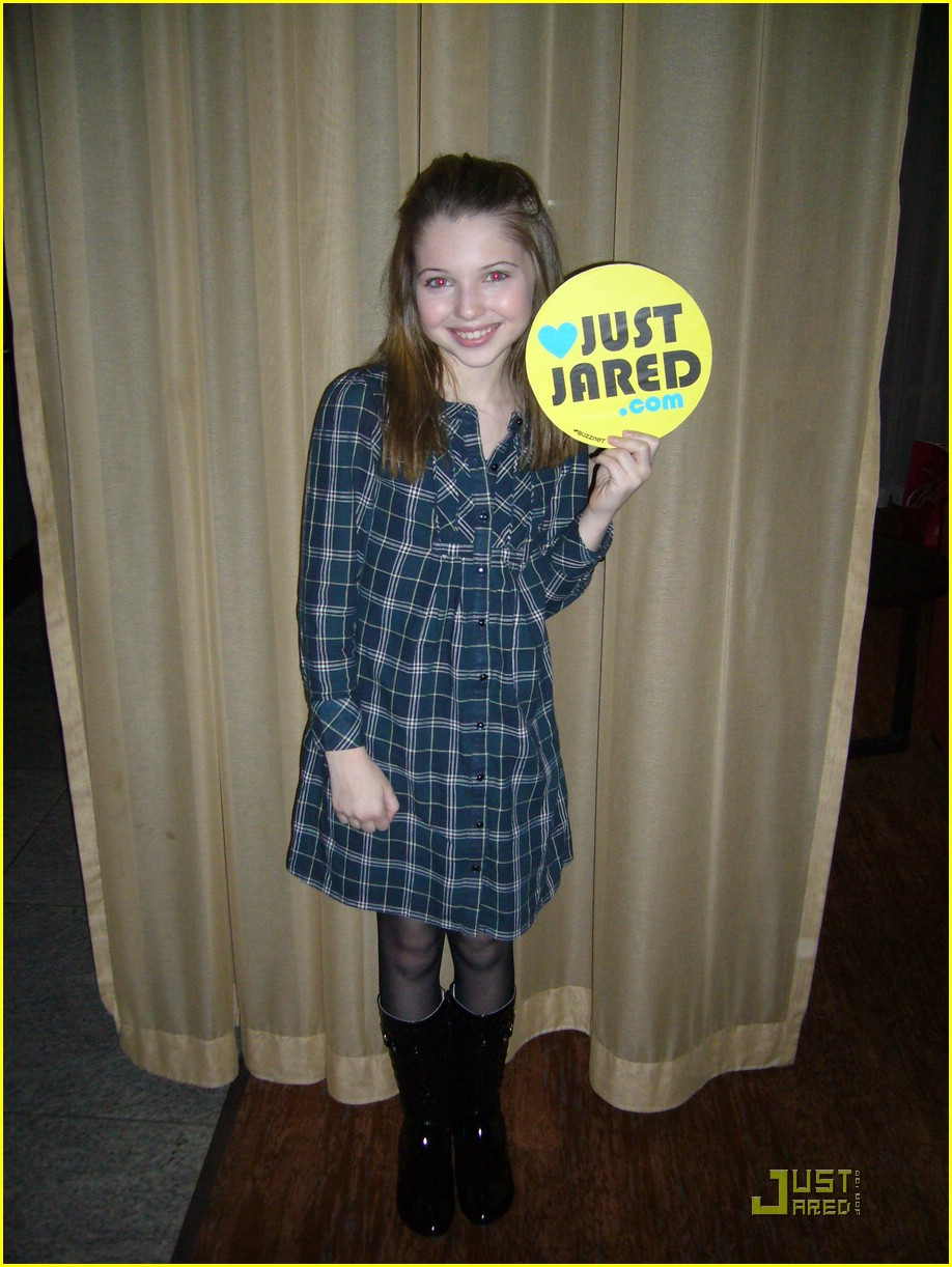 sammi hanratty american girl interview 01