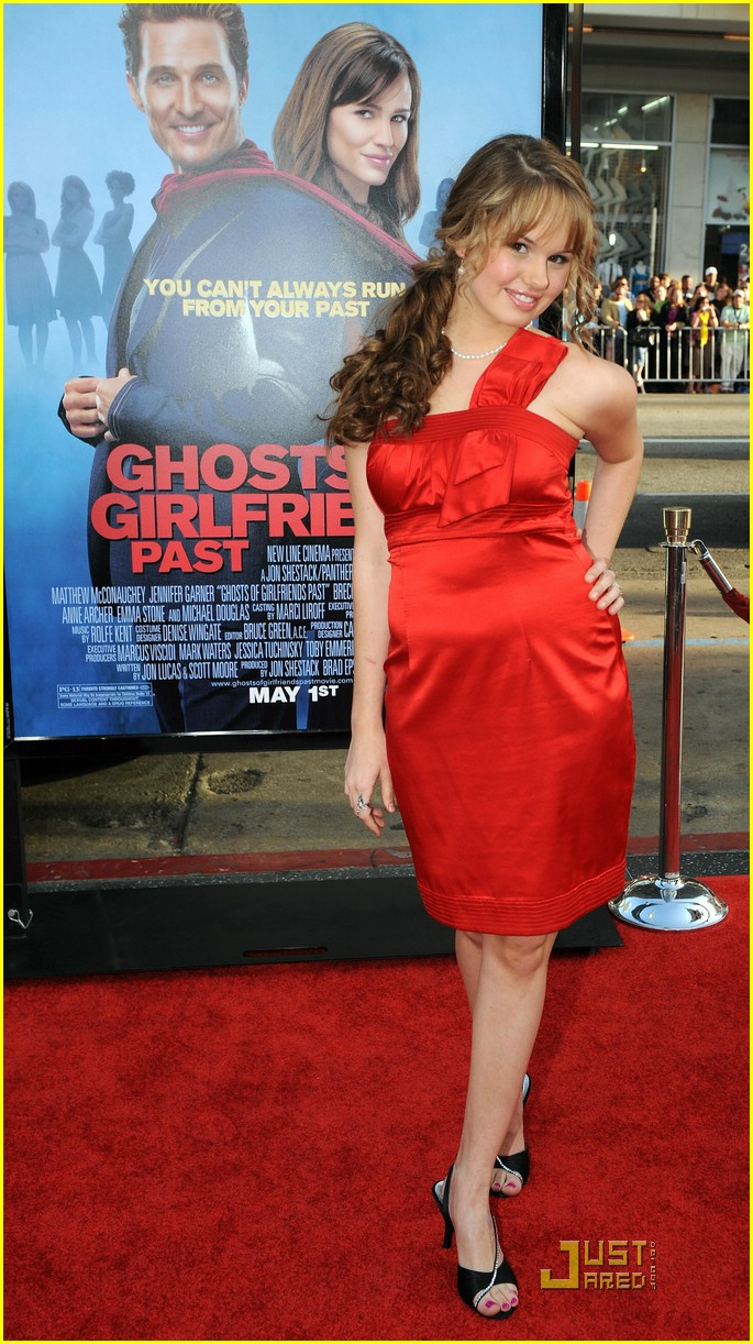 debby ryan rocks red 01