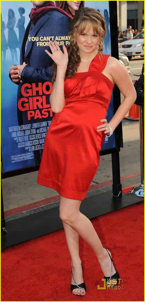 debby ryan rocks red 03