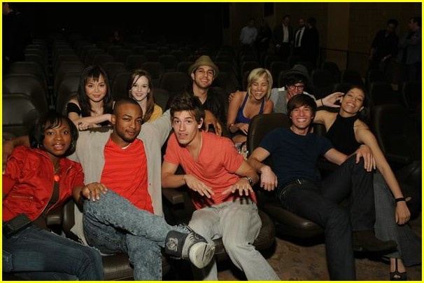 fame cast behind the scenes 02