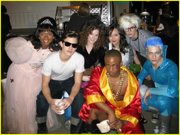 fame cast behind the scenes 15