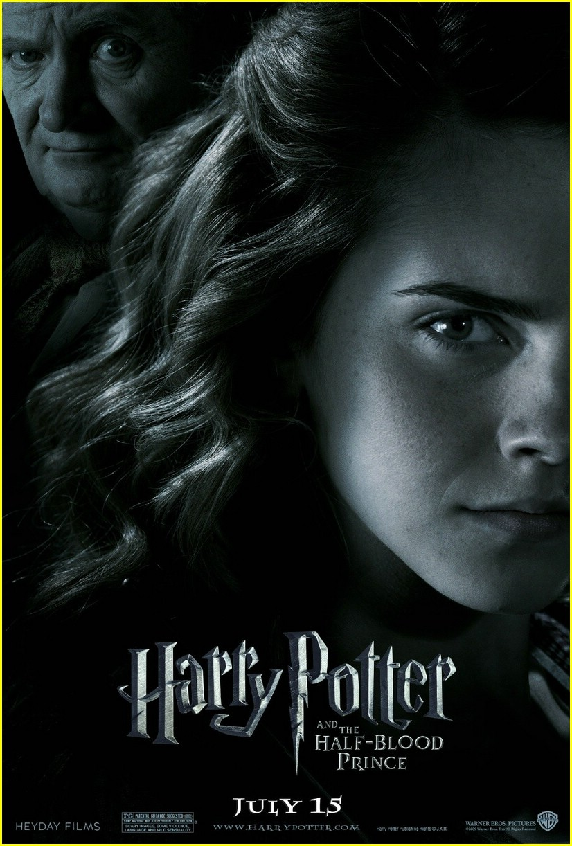 harry potter half blood posters 03
