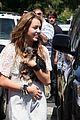 Miley-puppy miley cyrus new puppy 07