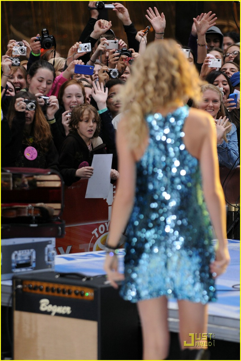taylor swift today show 26