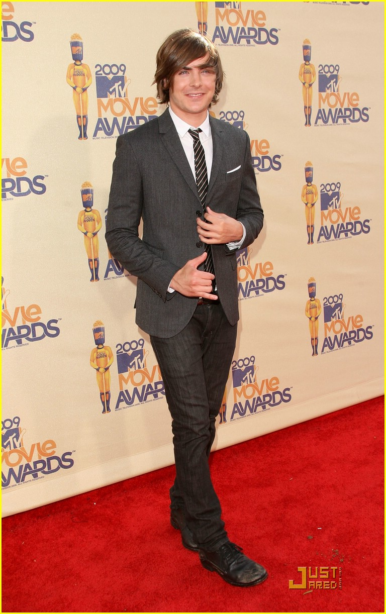 zac efron mtv movie awards 10