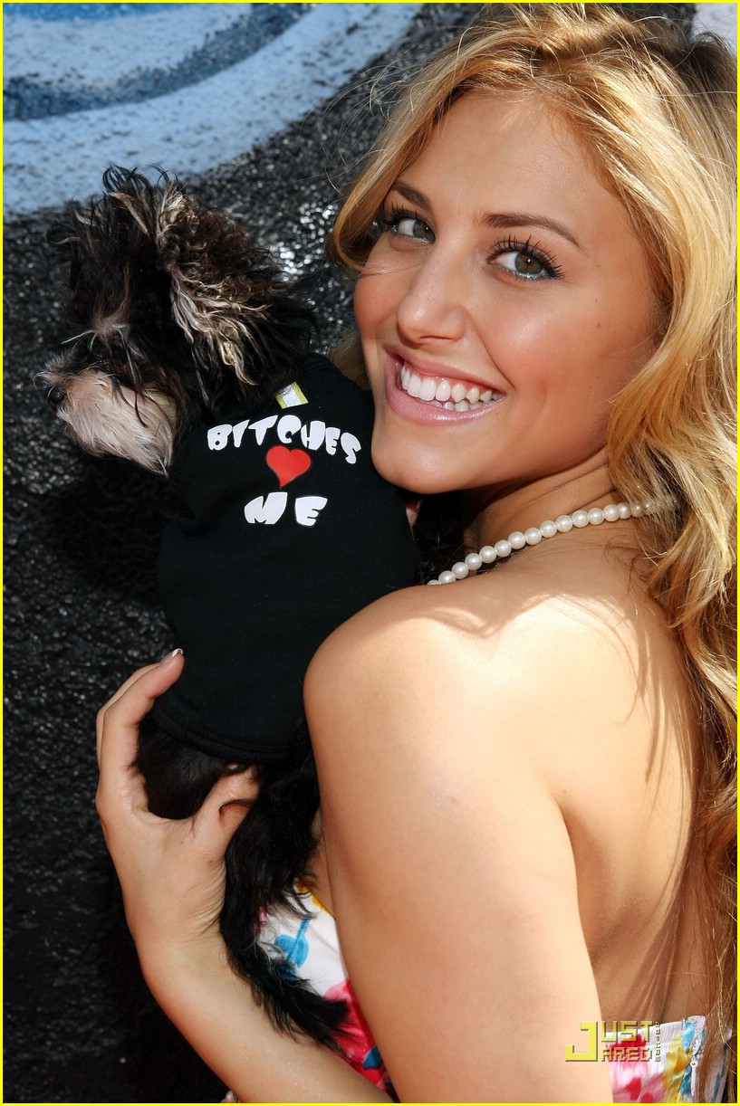 cassie scerbo pet salon precious 03