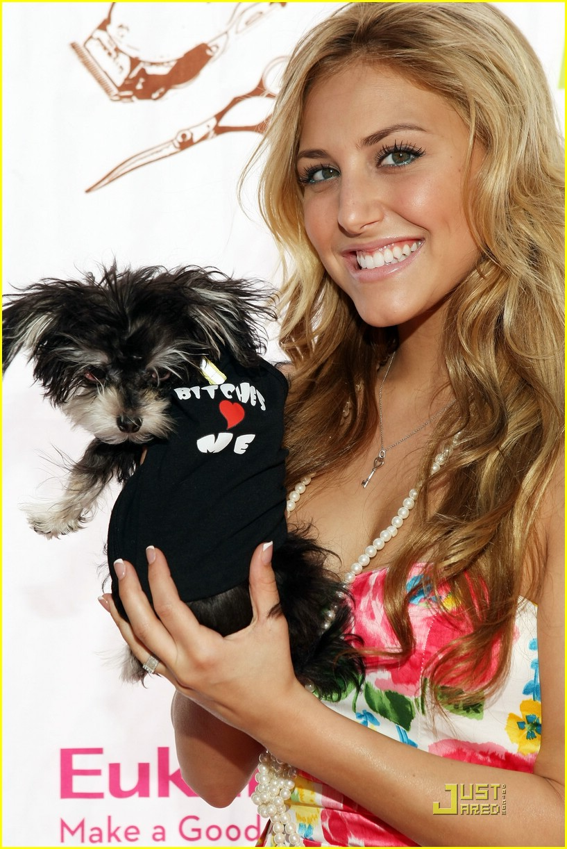 cassie scerbo pet salon precious 12
