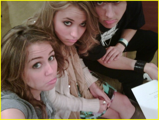 hannah montana season three wrap 02