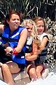 Miley-noah miley cyrus noah cyrus jet ski 04