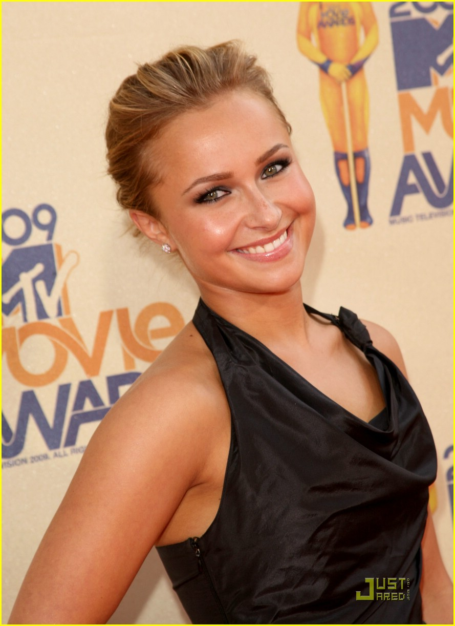 hayden panettiere mtv movie awards 10