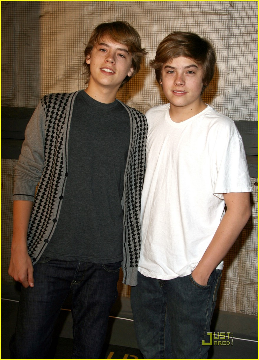 Dylan & Cole Sprouse: Rock-n-Reel 2009 | Photo 193021 ...