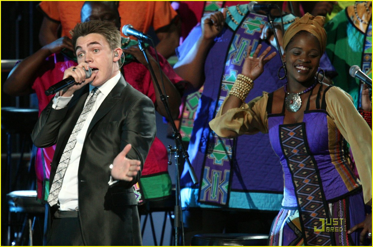 jesse mccartney mandela day 10