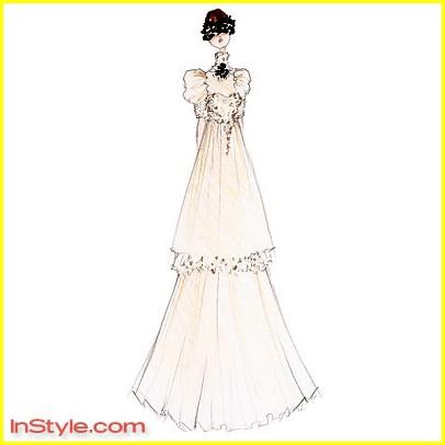 Fashion designers sketch bella swans wedding dress photo 264881 bella swan wedding dress 02 junglespirit Gallery