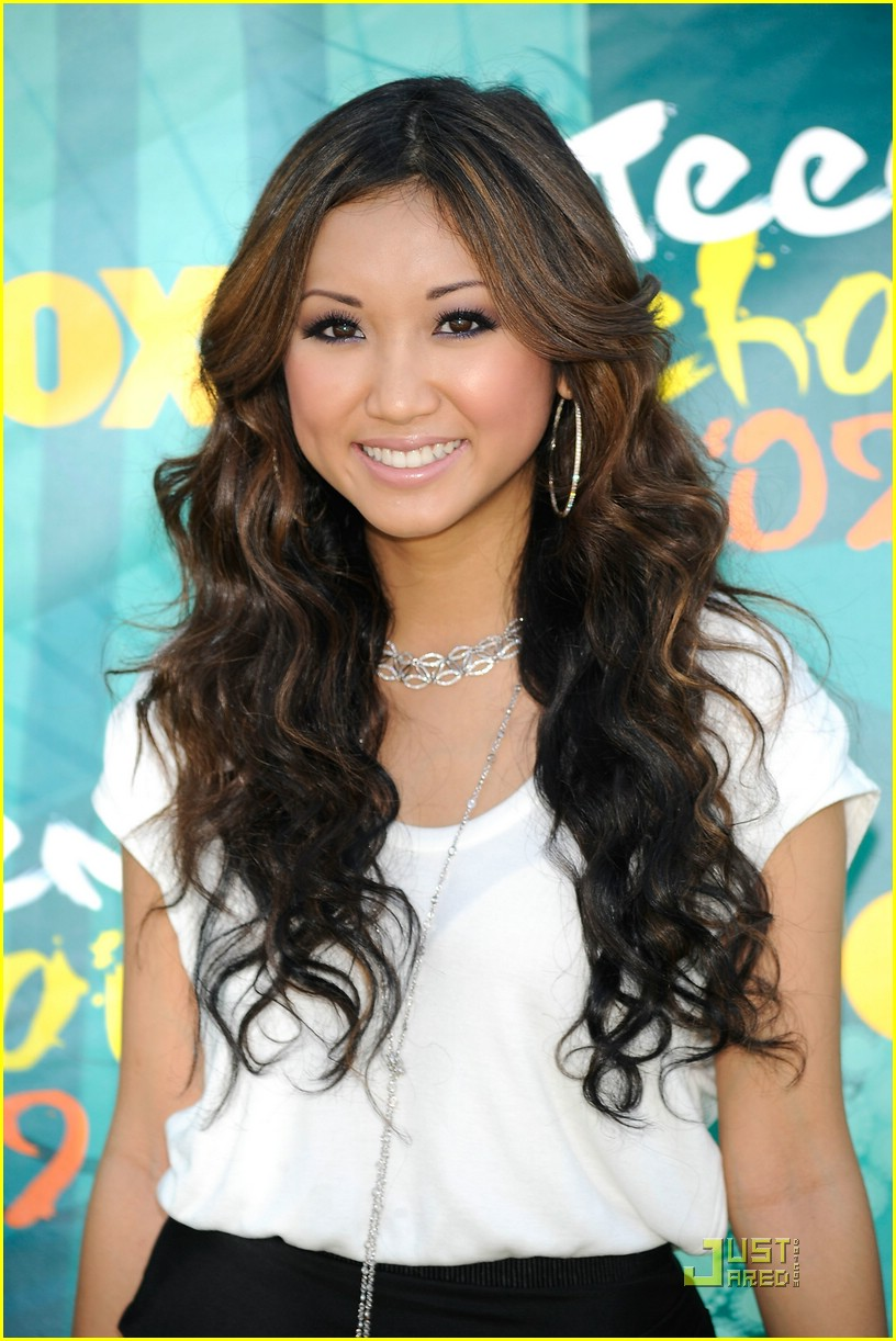 brenda song tca awards 02