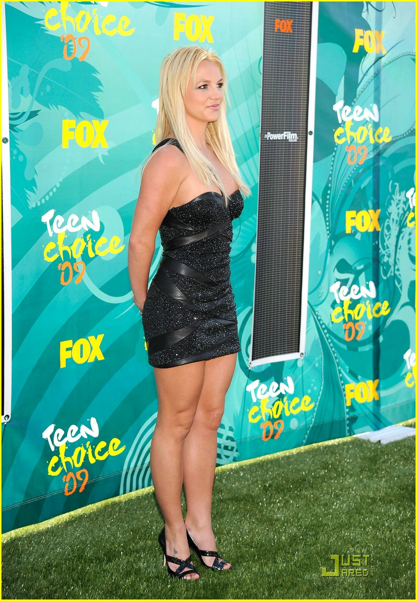britney spears tca awards 10